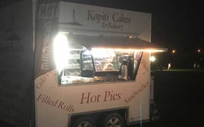 Kapiti Cakes & Bakery at the Relay for Life