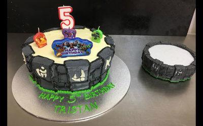 Skylanders Cake of the month