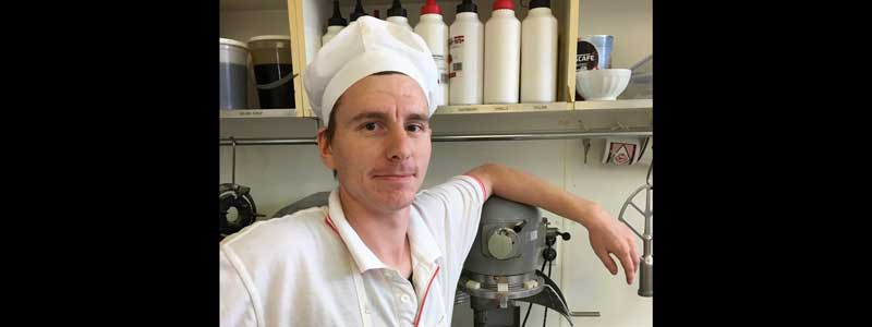 Meet Tony Kenny – Bakery Manager