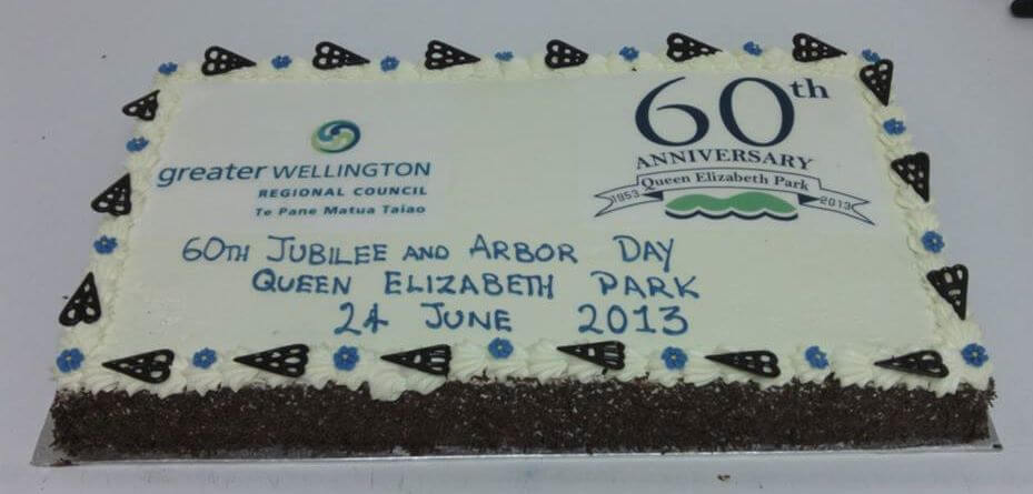 Greater wellington regional council cake