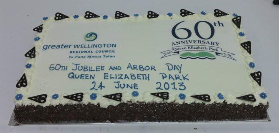 Greater wellington regional council cake