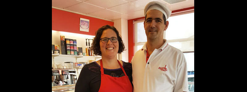 Celebrating 10 years of owning Kapiti Cakes and Bakery